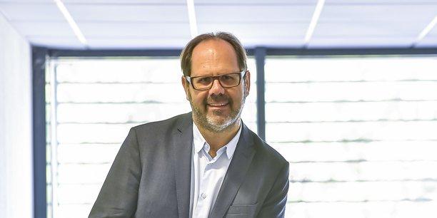Arnaud Roussel-Prouvost, président de la Fédération des promoteurs immobiliers en Nouvelle-Aquitaine