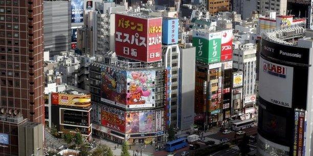 Japon: les depenses des menages progressent a un rythme record[reuters.com]