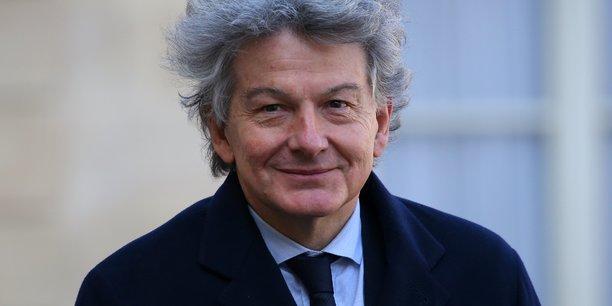 Commission europeenne: thierry breton sera auditionne le 14 novembre[reuters.com]