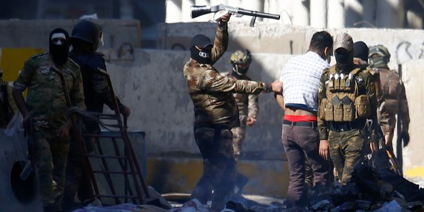 Irak: heurts a bagdad malgre l'appel au calme de l'ayatollah sistani[reuters.com]