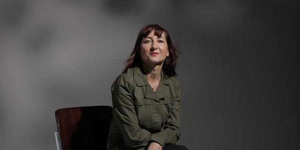 Sandrine Conseiller, CEO d'Aigle.