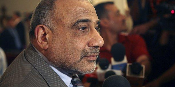 Le premier ministre irakien tente de desamorcer la contestation[reuters.com]
