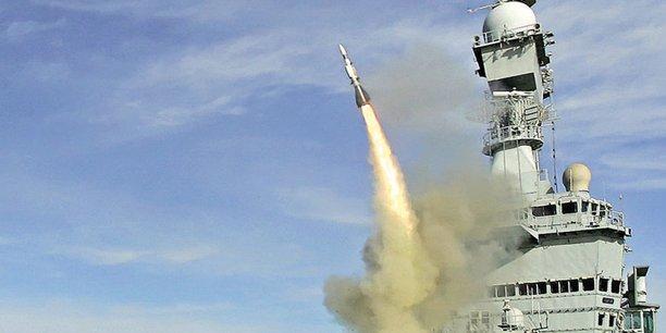 En mai dernier, l'Aster 15 a réussi de la frégate multimissions FREMM un tir d'interception d'un missile supersonique volant à Mach 2.5 dans le cadre de l'exercice Formidable Shield, organisé par l'OTAN au nord de l'Écosse.