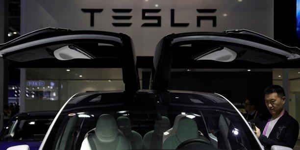 Tesla a suivre a wall street[reuters.com]