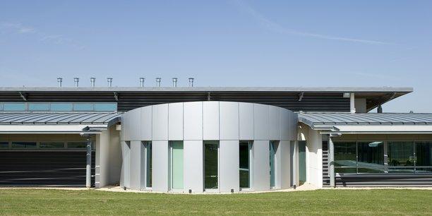 Site d'Innovation, Recherche et Développement et de production d'Expanscience en Eure-et-Loir