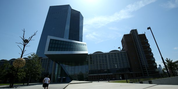 Bce: le taux de depot module modifie la repartition des liquidites[reuters.com]