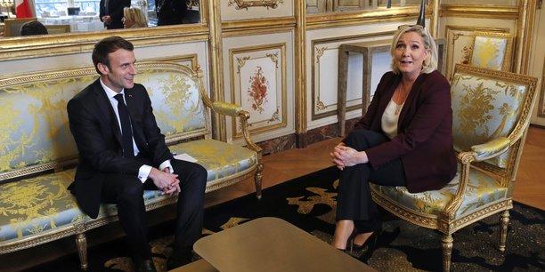 Le président Macron a déjà choisi son adversaire pour 2022