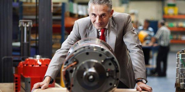 « Il faut remettre l'usine au centre de la stratégie » Bruno Grandjean (Alliance Industrie du Futur)