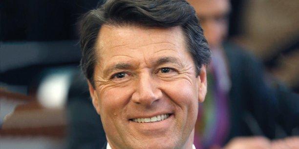 Président de la Métropole Nice Côte d'Azur, Christian Estrosi porte une attention particulière à la zone industrielle de Carros.