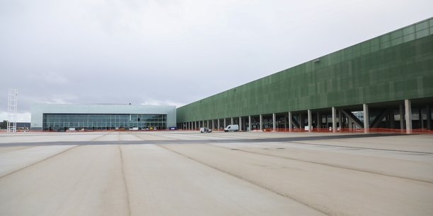 Le nouveau parc des expositions de Toulouse accueille sa première foire internationale de Toulouse.