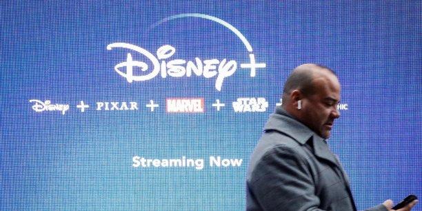 Disney lance sa plateforme de streaming, se dit victime de son succes[reuters.com]