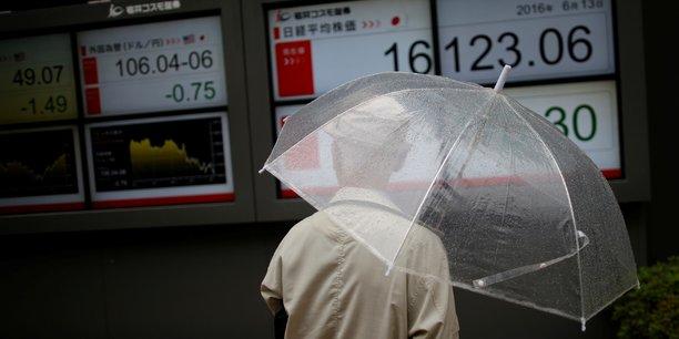 Le nikkei a tokyo finit en baisse de 0,85%[reuters.com]