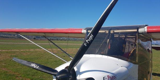 Electravia E-Props, expert des hélices légères