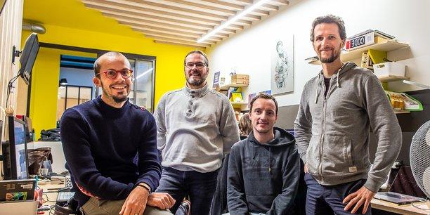 Yaal est un des rares acteurs à être investisseur au capital de startups en échange de prestations de développement informatique
