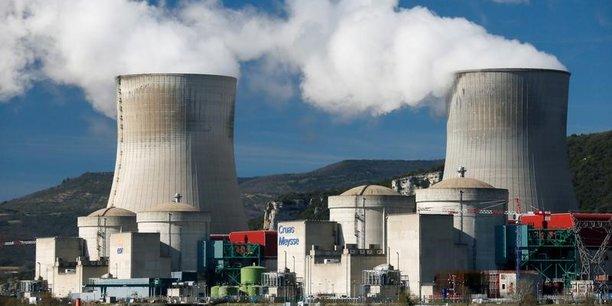 Le redemarrage de la centrale de cruas pourrait etre retarde, indique edf[reuters.com]
