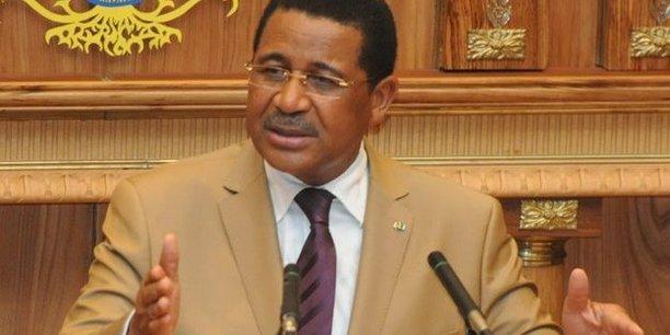 Daniel Ona Ondo, président de la Commission de la Communauté économique et monétaire de l'Afrique centrale (CEMAC).