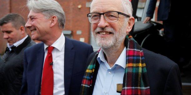 Corbyn exclut un referendum sur l'ecosse en cas de victoire travailliste[reuters.com]