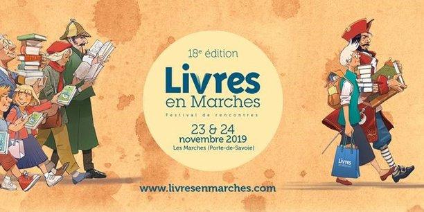Festival Livres en Marches - 18e édition