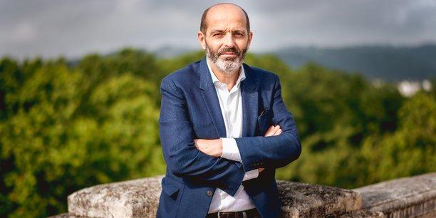 David Pouyanne, dirigeant du Groupe Essor : bureaux, hôtels, usines, entrepôts, hypermarchés... Essor intervient tous azimuts.
