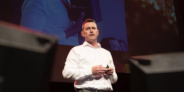 Ian O'Sullivan, Directeur du programme d'accélération Start Path.