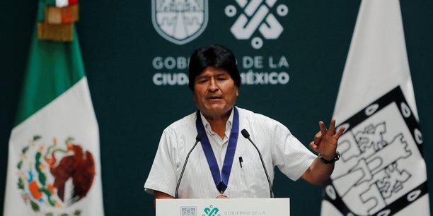 Bolivie: morales lie les etats-unis a une conspiration contre lui[reuters.com]
