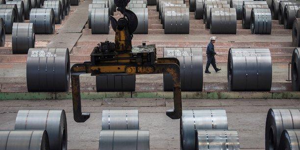 Chine: la guerre commerciale avec les usa pese sur l'industrie[reuters.com]