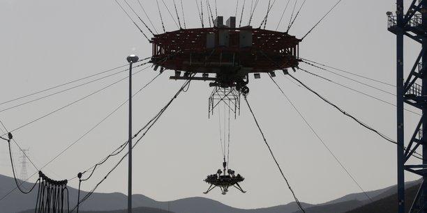 Test reussi pour la chine avant une mission sur mars en 2020[reuters.com]