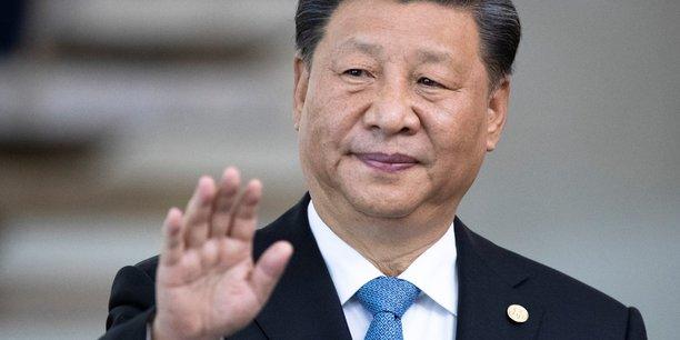Il est urgent de retablir l'ordre a hong kong, dit xi[reuters.com]