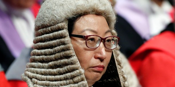 Hong kong condamne une attaque contre la secretaire a la justice[reuters.com]