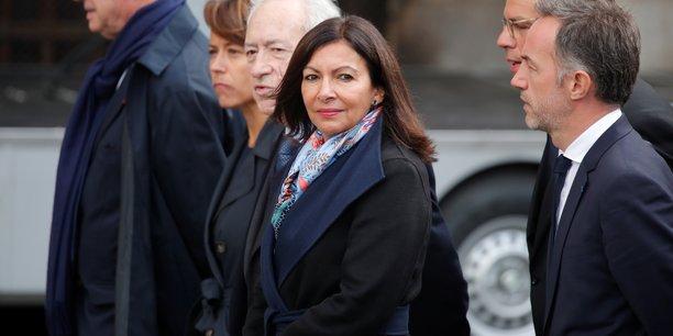 Hidalgo, griveaux et dati au coude-a-coude a paris, selon opinionway[reuters.com]