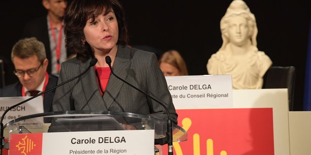 Lors de l'assemblée plénière régionale, le 14 novembre, Carole Delga annonce le lancement du SPIRE
