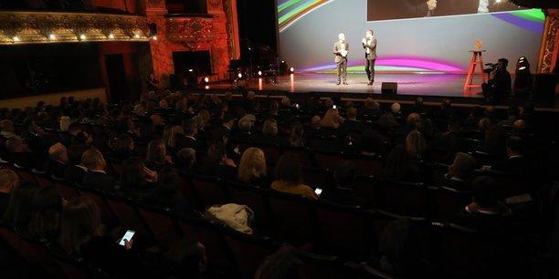 La 3e édition du Gala se déroulait à l'Opéra Comédie de Montpellier