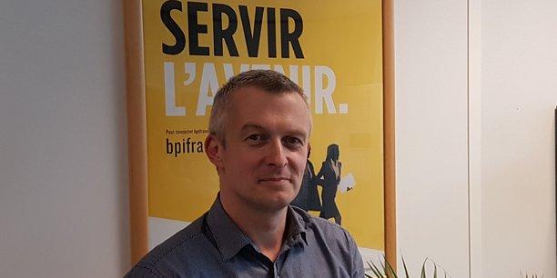 Guillaume Sever, Responsable suivi des participations chez Bpifrance.