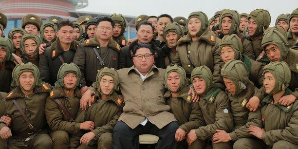 Kim jong-un a supervise des manoeuvres nord-coreennes, selon kcna[reuters.com]