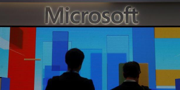 Microsoft revoit ses regles de protection des donnees pour repondre a l'ue[reuters.com]