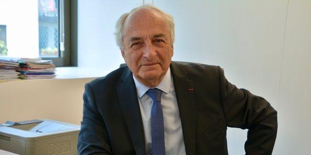 Pierre Goguet, Président CCI France.