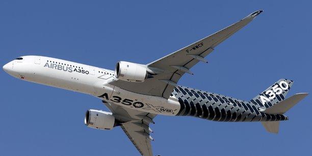 Nous venons de dépasser la barre symbolique des 20.000 avions vendus depuis la création d'Airbus, s'est félicité Christian Scherer, le directeur commercial d'Airbus.
