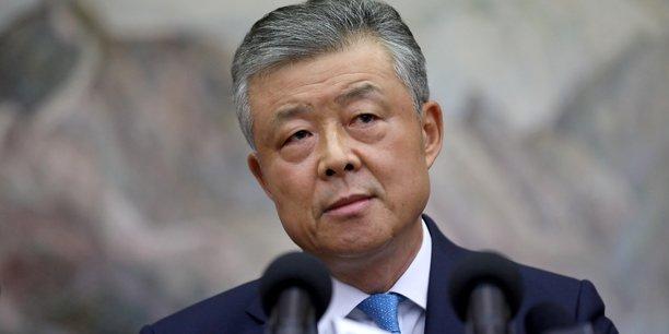 Pekin denonce des fausses nouvelles sur la repression au xinjiang[reuters.com]