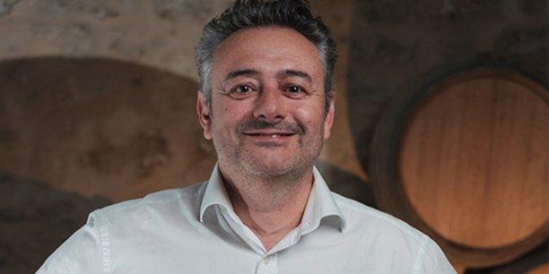 Olivier Merrien, directeur général du groupe ICV