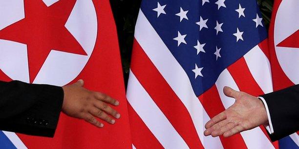 La coree du nord ne voit plus l'interet des sommets trump-kim[reuters.com]