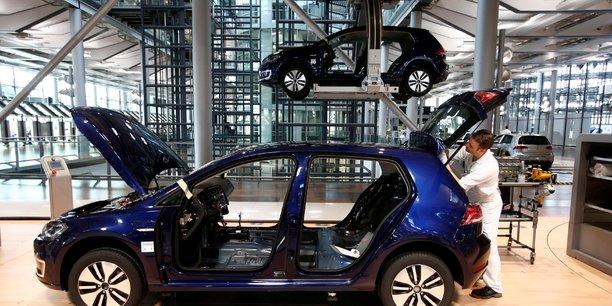 Le marche automobile poursuit sa hausse en europe, record depuis 2009[reuters.com]