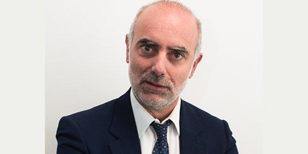 Laurent Gauze, président de PMI.