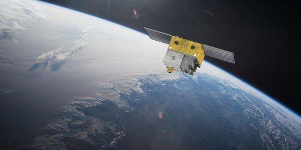 Loft Orbital vend des places sur un satellite en orbite basse.