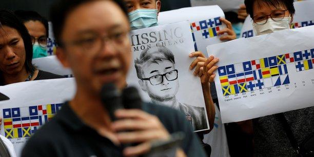 Un ex-employe du consulat britannique a hong kong dit avoir ete torture en chine[reuters.com]