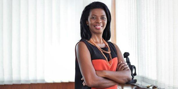 Elisabeth Medou Badang, directrice de Zone et porte-parole d'Orange Afrique et Moyen-Orient.