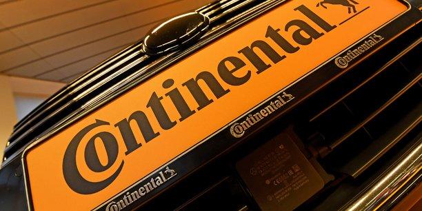 Continental va supprimer 5.000 emplois d'ici 2028[reuters.com]