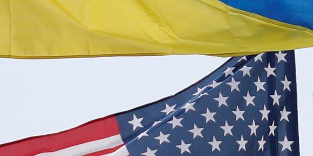 Ukraine: un diplomate americain dit avoir obei aux ordres de trump[reuters.com]