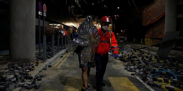 Le congres us affiche son soutien aux manifestants de hong kong[reuters.com]