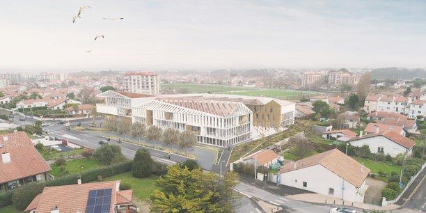 Le Crédit agricole s'offre un Connecteur à 50 M€ à Biarritz