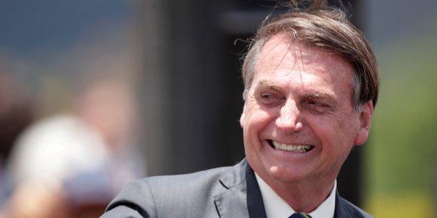 Bolsonaro lance son propre parti, une strategie a risque[reuters.com]